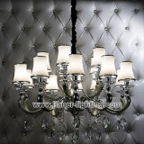 Top European Style Luxury Modern Crystal Pendant Chandelier