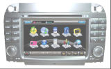 S Class 7 Inch Car DVD and TV Player with GPS Navigation (FLY-BZ-S)