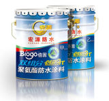 Two Component Polyurethane Waterproof Coating