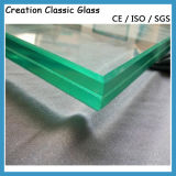 6.38-12.76mm Clear and Tinted Laminated Glass with Ce CCC