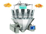 1.3L Hopper 14 Heads Computer Combination Weigher for Puffy Food