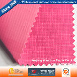 Polyester Lattice 250d Oxford PVC Fabric for Bag