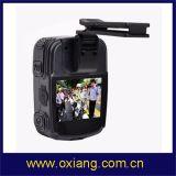 Waterproof HD1080p 2.0 Inch with 5.0 Megapixel CMOS Sensor Portable Police Camera Recorder Zp606