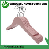 Wooden Laundry Hangers with Notched Shoulder (WHG-A09)