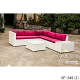 Outdoor Sofa Sets, Patio Rattan Furniture, Garden Sofa Sets (SF-349)