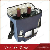 Bottles and Cans Ice Cooler Bag for Picnic Lunch