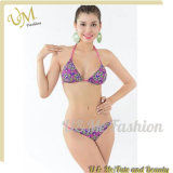 Hot Sexy Crochet Swimwear Bandeau Bikini Women Swimsuits Push up Beachwear