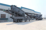 Hmbt Mobile Construction Waste Crushing Station for Sale