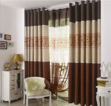 Roman Curtain One Side Print Curtain (MM-142)