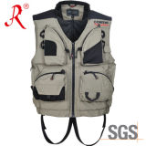 Top Quality Ce Certificate Approved Fishing Vest (QF-1901)