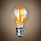 High Brightness E27 6W Edison Glass Filament Bulb LED Lamp