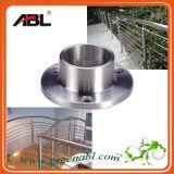 Matt Finished Stainless Steel Handrail Base (CC123)