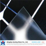 Super Clear Low-Iron Patterned Solar Glass for PV Module