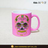 Skull Head Ceramic Coffee Mug Dinnerware Quotation