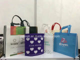 Colorful Custom Logo Tote Bag / Shopping Bag