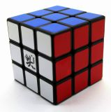3X3X3 3X3 3 Order Dayan Zhanchi 57mm Magic Puzzle Cube with Three Colors