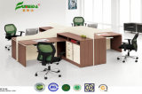 MDF Wood Screen High End Office Furniture