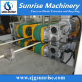 Plastic Double Cavity PVC Pipe Extrusion Making Machine