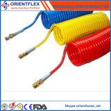 Hot Sale Flexible PU Pneumatic Coil Hose