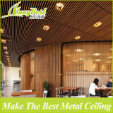 High Quality Metal Wooden False Ceiling Design