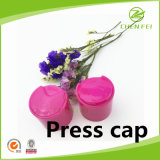 Hand Press Smooth 24 410 Plastic Cap for Bottle Usage