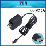 Type-C 45W 5V/9V/15V 3A 20V/2.25A Power Adapter for HP