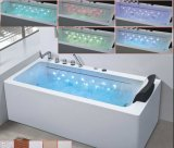 1700mm Rectangle Jacuzzi with LED Waterfall (AT-6009-1)