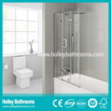 High Class Hinged Shower Enclosure with Tempered Laminated Glass (SE937C)
