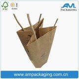 Bespoke Cheap Wholesale Kraft Paper Bag in Dongguan