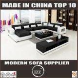 Wholesale Home Furniuture U Shape Leather Sofa