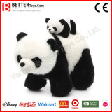 Mother′s Day Stuffed Animals Soft Plush Panda Toy