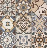 24*24 Rustiic Decoration Tile for Floor and Wall Decoration No Slip Endurable Spanish Style Sh6h0012/13