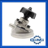 Sanitary Stainless Steel Tank Bottom Diaphragm Valve Vdb