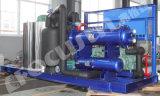 Sea Water Flake Ice Machine (FIV-10K) with Siemens PLC