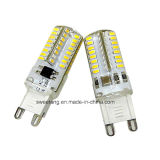 Factory Supply LED G9 Bulb 3W 4W 5W AC220V for Indoor Lighting