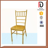 Outdoor Party Aluminum Golden Chiavari Chair (BR-C032)