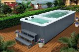 5.8 Meters Hydro Massage Swimming Pool Swim SPA with Exercise Equipment