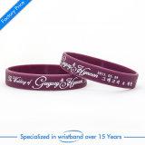 High Quality Custom Promotional Bangle Watch Bracelet USB Tagpvc