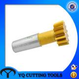 Df25mm Small Module Gear Shaper Cutter with Morse Taper Shank