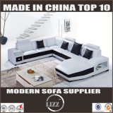 Hot Sell Modern Leather Sofa Set 2204