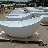 Modern Artificial Stone Free Standing Bathtub