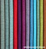 100% Polyester Woven Linen Type Fabric Fos Sofa Cover