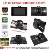 "Cheap 3.0"" Full HD1080p Dashboard Car DVR with G-Sensor, HDMI, Avout, 5.0mega Car Camera DVR-3008"