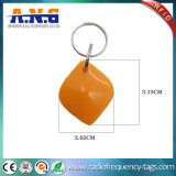 ISO15693 ABS RFID Proximity Key Fobs for Access Door Key