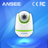 Green Color Smart IP Camera for Alarm System 720p