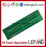 Double-Sided Fr4 LED Light PCB Circuit Board with OSP