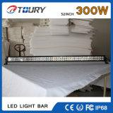 Solar LED Light Bar Work Light for Car Road off 300W 52inch