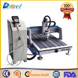 Dek-0609 Mini Router Machine DSP Controller Desktop Hobby Engraver with Rotary System