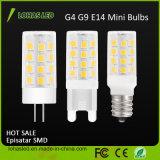 2835 3014 SMD G4 G9 E14 1W 1.5W 2W 2.5W 3W 5W 6W 7W Mini LED Corn Bulb Light