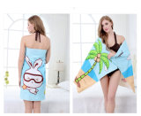 High Quality Customed Supersoft Microfiber Beach Towel